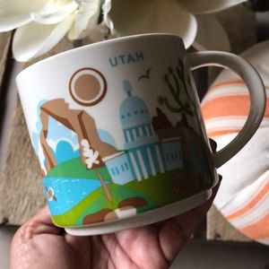 ❤️... Starbucks Coffee Mug